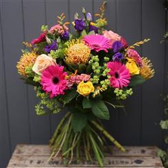Spring flowers london van arthur florist mightylinksfo